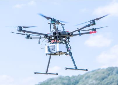 UAV(ドローン)