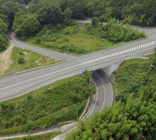 一般国道375号道路特殊改良事業(1種)に伴う調査,設計委託業務
