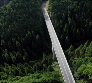 森林居住環境整備事業東城中央線橋梁設計業務NO.3