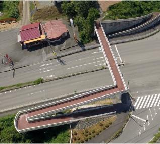 国道183号測量設計業務委託