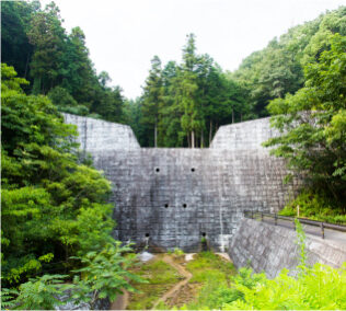 広島西部山系四季が丘地区砂防堰堤詳細設計業務