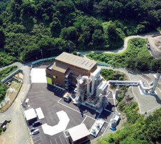 産業廃棄物処理施設設置許可(測量・設計・地質調査・申請・生活環境アセス)