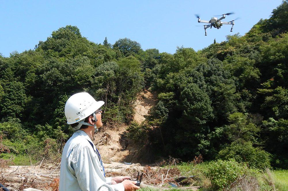 UAV(ドローン)活用事例